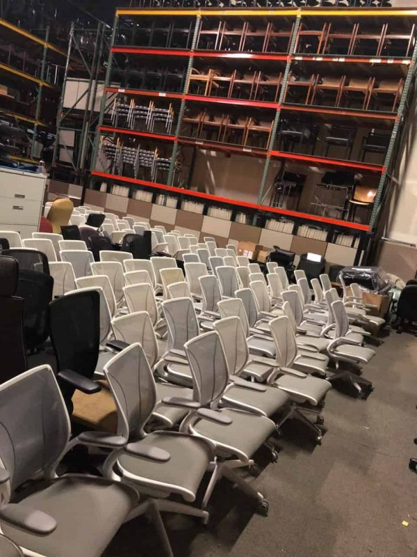 For Sale Humanscale Diffrient World Chairs
