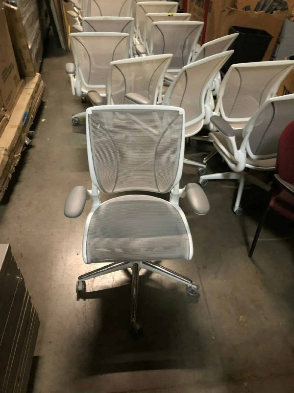 Used Humanscale Diffrient World Chairs