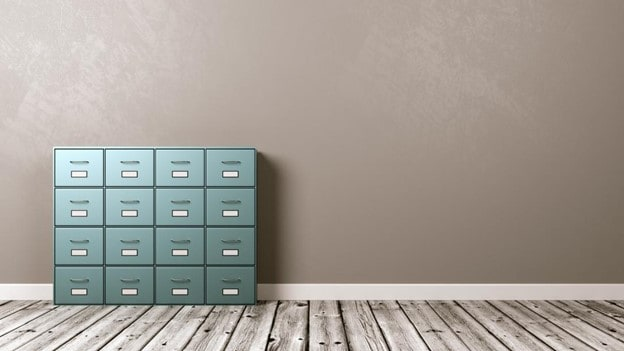 Used file cabinets