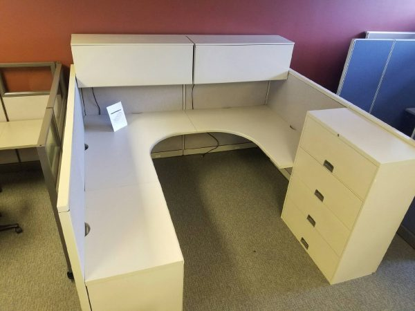 Gently Used Steelcase Avenir Cubicles