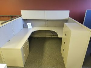 Used Steelcase Avenir Cubicles
