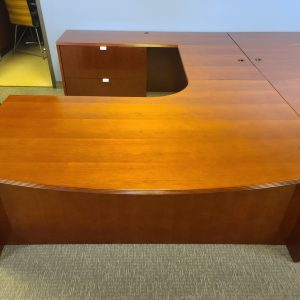 Used Cherryman Jade series desks