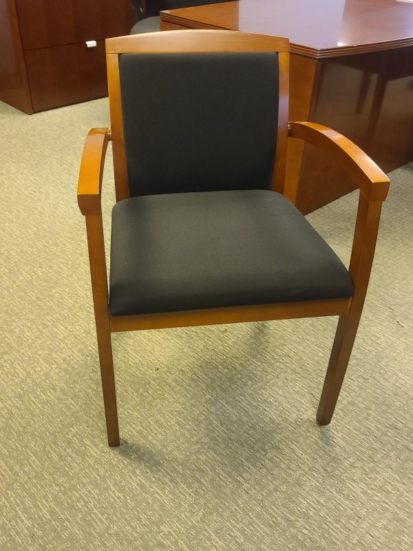 Used Cherryman Guest Chairs