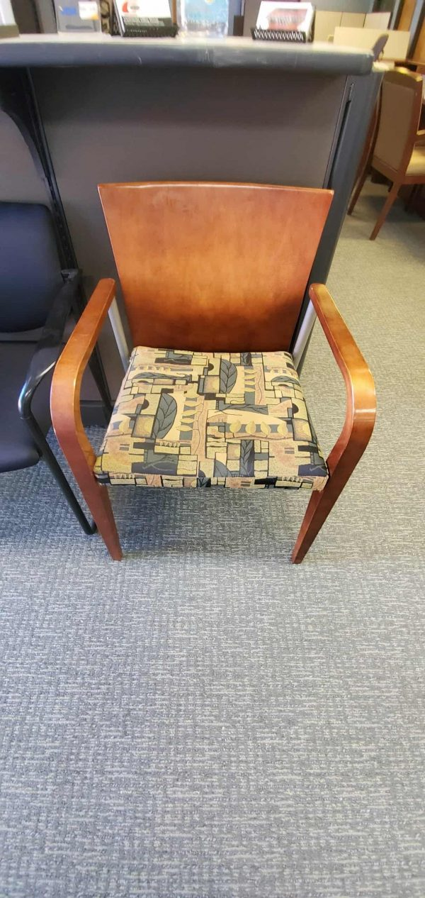 Used Steelcase Side Stackable Task Chair