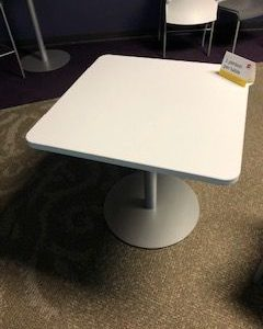 "Used 36"" Breakroom Tables"
