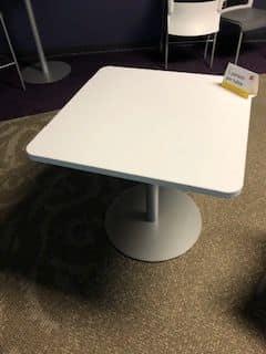 "Used 36"" Breakroom Tables"