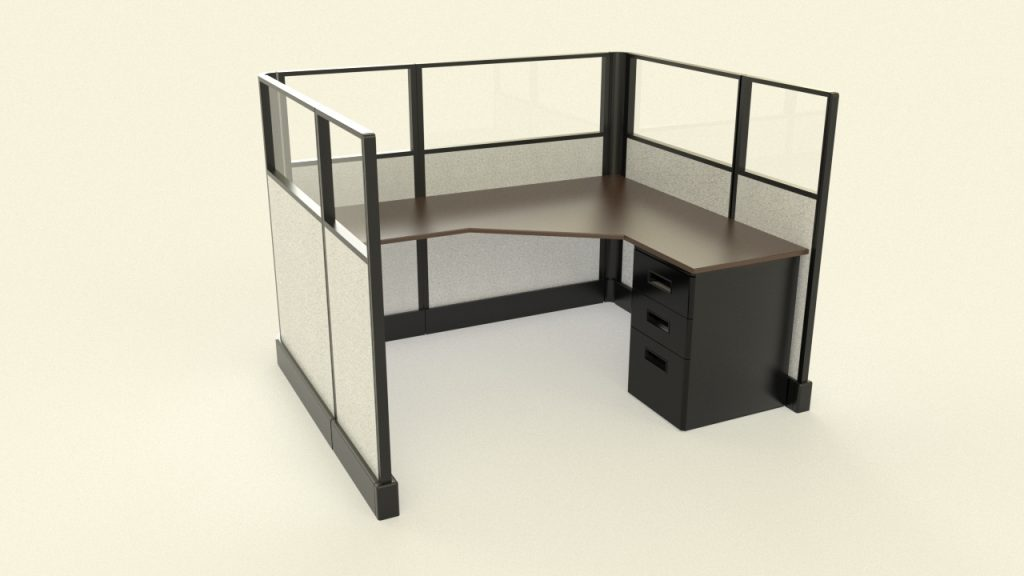 Used 5x5 Cubicles