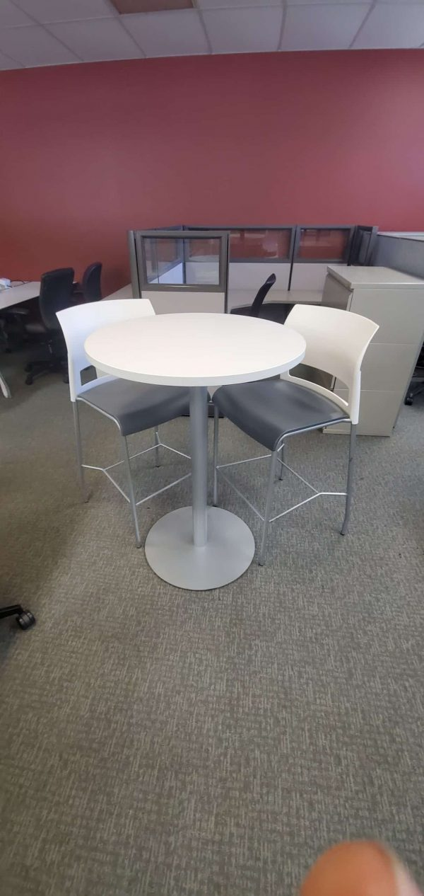 Steelcase Move Bar Height Stools