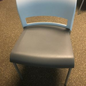 Used Steelcase Move Stack Chairs