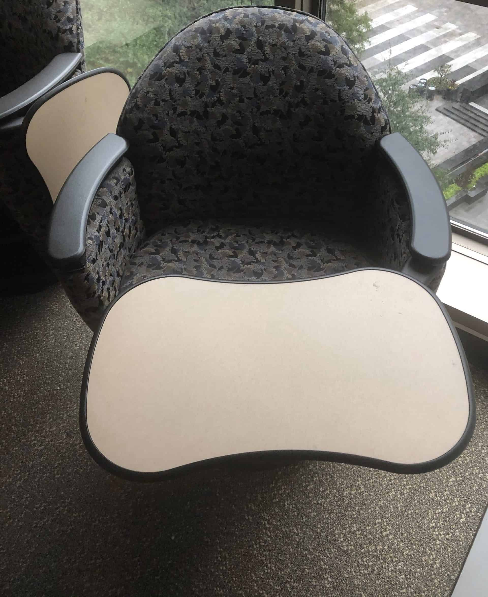 Used Brayton Migrations Mobile Tablet Chair