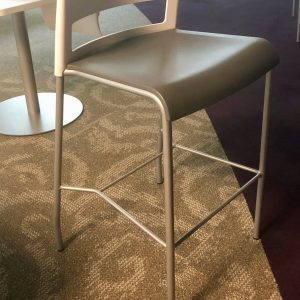 Used Steelcase Move Bar Height Stools