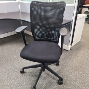 Used Allseating Inertia Office Chairs