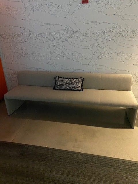 4 Seater Bench