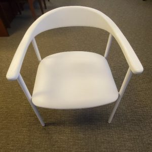 Used wood side chairs