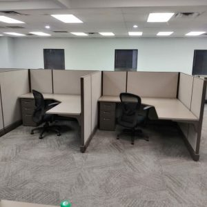 Used Herman Miller A02 6x6x53 cubicles