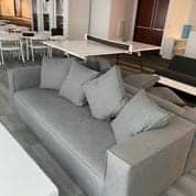 Modern Gray Couch