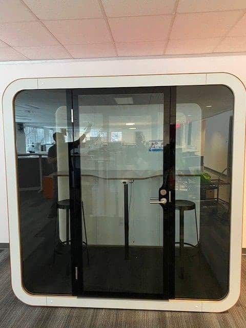 Office Meeting Pod 2- Person Fully Loaded