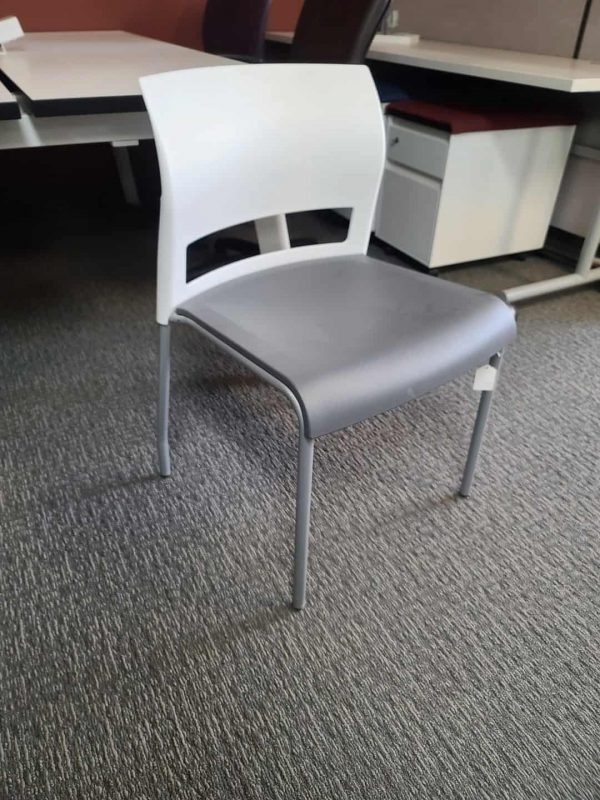 Used Steelcase Stacking Chairs