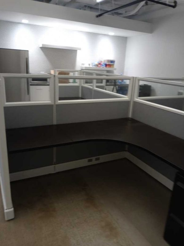 Used Herman Miller AO2 6x6x53 Cubicles