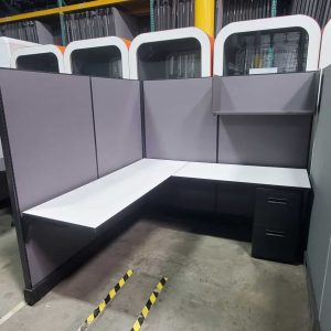 Herman Miller AO2 Cubicles For Sale Now