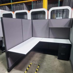 Herman Miller AO2 Cubicles Used and For Sale Now