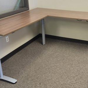 SitStand L Shape Desks for Sale
